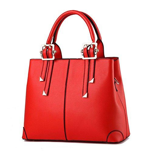 30cm 22cm pour rouge rouge Bleu Pochette 10cm femme Eysee qw5FYXn