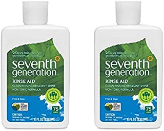 product image for Seventh Generation Rinse Aid Free and Clear - 8 fl oz, Packaging May Vary (Pack of 2)