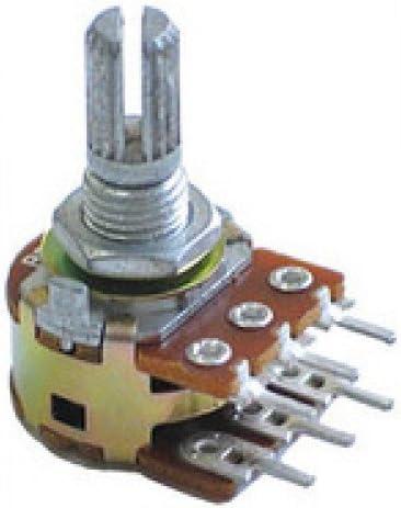 500 OHM Linear Taper Rotary Potentiometer B500 Pot