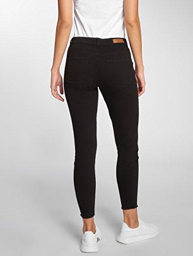 JACQUELINE de YONG Damen Jeans/Skinny Jeans jdyFive Schwarz PwPvx