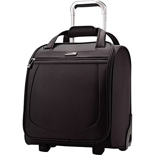 Samsonite Mightlight 2 Softside Wheeled Boarding Bag, Black
