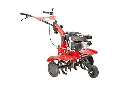 Lucio de gasolina - jardín fresadora 778 motor azada 6,5 PS, 78 cm ...