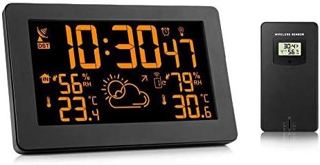 AWJ Nuevo Led Estación meteorológica Digital Despertadores de ...