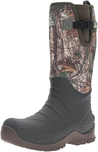 Review Kamik Men's Fieldman Hunting Shoes, Realtree Extra, 10 M US