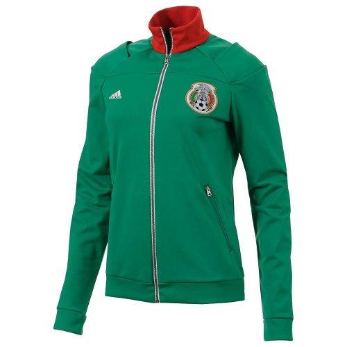 Mexico Track Jacket (ADIDAS MEXICO TRACK TOP 2013 (WOMEN) (XL))