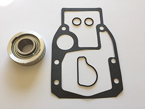 V G Parts Gimbal Bearing Repair Kit for OMC Cobra 1986-1993, Gimbal Bearing & Gasket ()