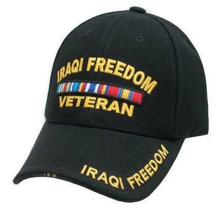 Rapid Dominance 9338 Iraqi Freedom Veteran Insignia Cap ()