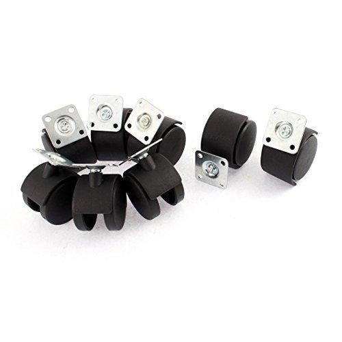 eDealMax Silla de oficina DE 2 pulgadas de diámetro ...