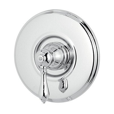 Marielle Single Handle Tub and Shower Valve Only Trim Finish: Polished Chrome