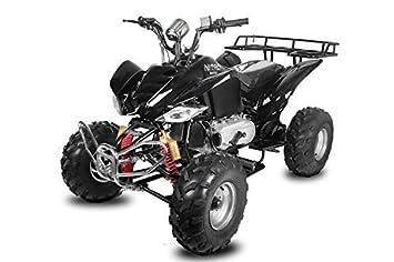 Akp 150cc Raptor Automatic Quad Atv Bike Black