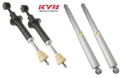 Kyb Kit 4 Front Rear Shocks Struts 2004 09 Ford F100 F150 4wd