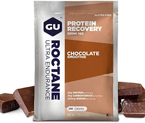 Energy Endurance Recovery Single Serving Chocolate