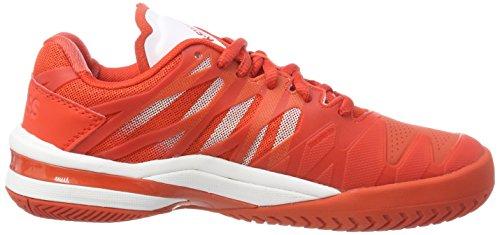 para Tenis 812m Ultrashot Zapatillas Mujer Rojo Fiesta Swiss EU K White Performance de xCwXqTOO4Y