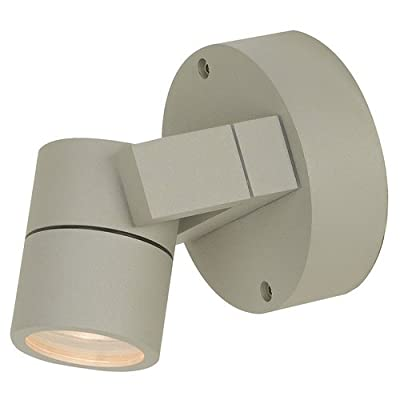 """KO 4"""" Outdoor Spotlight with Clear glass"""