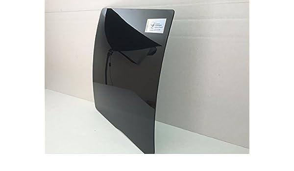 NAGD Compatible with 2008-2020 Toyota Sequoia 4 Door SUV Driver Side Left Rear Door Window Glass
