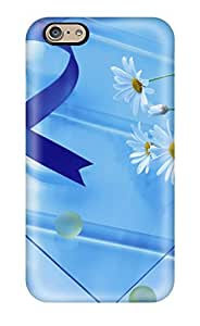 New Style NadaAlarjane-l Hard Case Cover For Iphone 6- Flower For