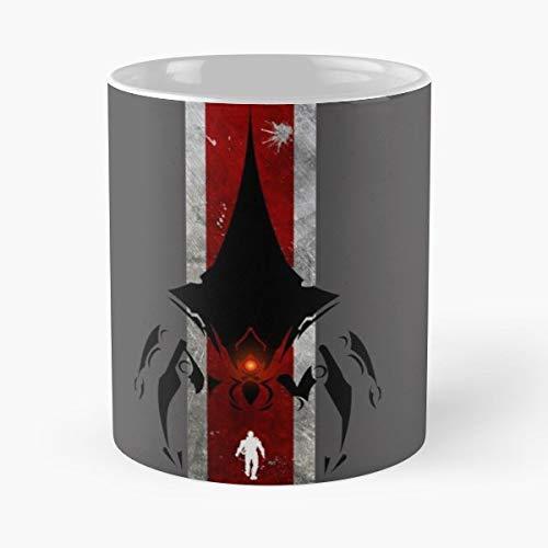 Fem Union - Mass Effect Geth Quarian Turain - 11 Oz Coffee Mu