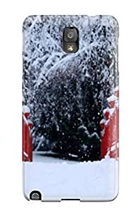 For Galaxy Note 3 Case - Protective Case For BreJasmll Case by supermalls