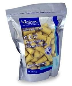 Amazon.com : Pet 96 chews - C.E.T. Enzymatic Oral Hygiene