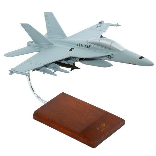 Mastercraft Collection Boeing F/A-18F Super Hornet Fighter Jet USN Navy Model (18f Super Hornet Model)
