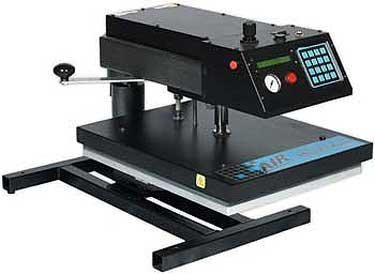 "Hotronix 16""x20"" Heat Press Air Swinger Table Top Model MADE IN USA - Heat Transfer Press Machine Built To Last!"