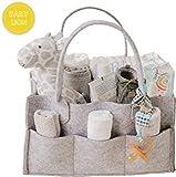 Baby Diaper Caddy Organizer | Baby Shower Gift
