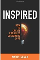 Inspired: How To Create Products Customers Love Marty Cagan Capa dura