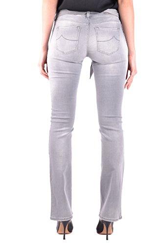 Jacob Cohen Mcbi160314o Cotone Grigio Jeans Donna zFrdwzq