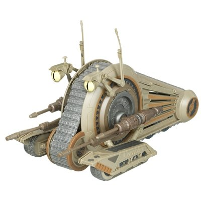 Star Wars Clone Wars Star Fighter Vehicle - Corporate Alliance Tank Droid ()