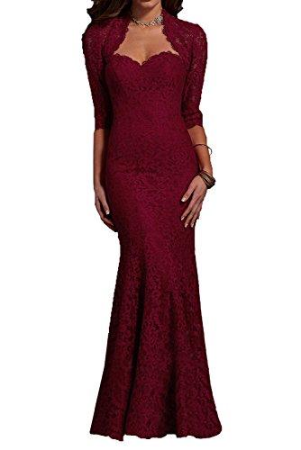 Spitze La Mini Promkleider Tuell Cocktailkleider Marie Weinrot Rock Glamour Braut linie Heimkehr Tanzenkleider A xAHwqtrAC