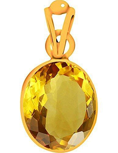 Divya shakti 725 750 carats citrine golden topaz pendant divya shakti 725 750 carats citrine golden topaz pendant locket sunhela stone aloadofball Images