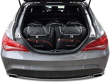 Kjust Taschen 5 Stk Kompatibel Mit Mercedes Benz Cla Shooting Brake 2015 2018 Auto