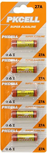 BlueDot Trading 10 pack of 27A Batteries, 12 Volt, alkaline dry cell battery