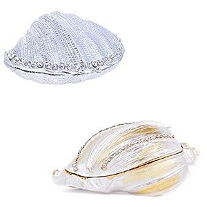 41krhVDjq5L._SS300_ Best Seashell Wedding Decorations