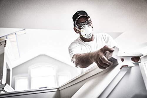 3M 8210 Plus Paint Sanding Dust Particulate Respirators, N95, 20-Pack