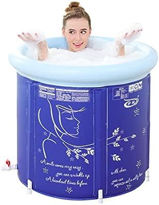 Amazon.com: MANO HOME - Bañera hinchable para bañera y baño ...