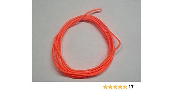 60X Custom Strings Flo Yellow BCY #24 D Loop Rope Release Material 5