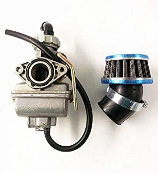 labwork Carburetor with Air Filter Fit for XR50 CRF50 XR80 XR80R Carb