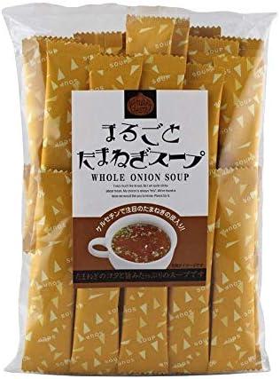 (全国送料無料‐2袋セット)(A) まるごと玉ねぎスープ 30包×2袋セット ≪代引不可≫≪他の商品と混載不可≫