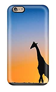 Cute BeverlyVargo Giraffe Cases Covers For Iphone 6