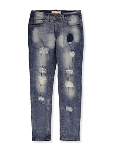 Smith Clothing Big (Smith's American Big Boys' Jeans - Denim Blue, 10)