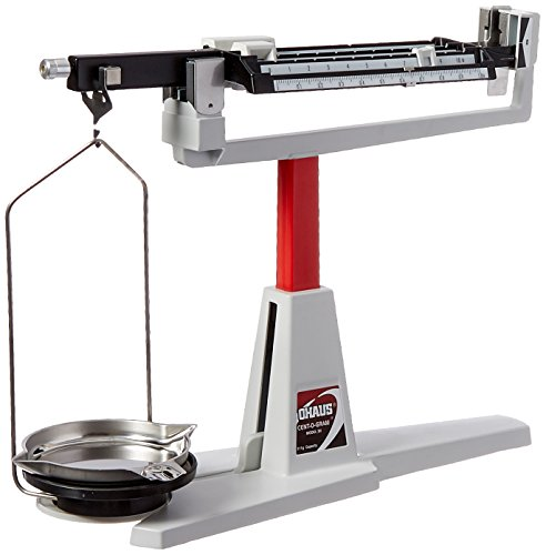 Ohaus 311-00 Cent-O-Gram Mechanical Balance 311G Capacity, 0.01g ()