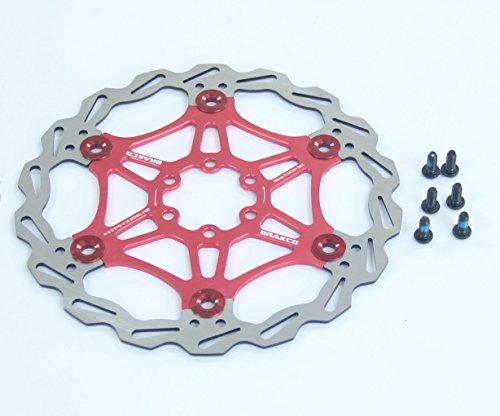 Signswise 180mm Dr06 Stainless Mountain Bike Disc Brake Rotor