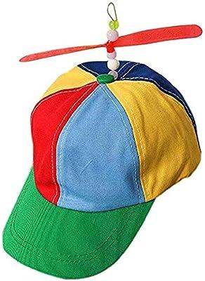 e011effec Classic Propeller Hat Adult Propeller Beanie Hat Propeller Cap Hat ...