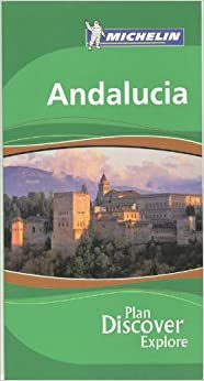 ;;ZIP;; Michelin Andalucia (Michelin Green Guide Andalucia). ciencia lugar Services Royal carrier already