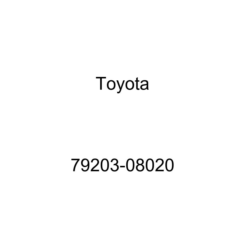 TOYOTA Genuine 79203-08020 Seat Back Frame