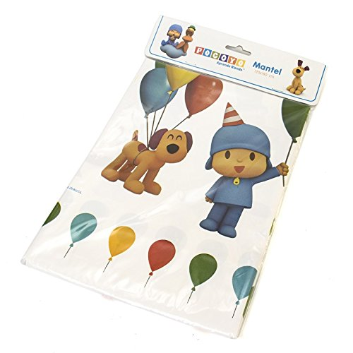Mantel para Cumpleaños Pocoyo: Amazon.es: Hogar