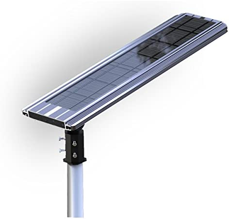 Solar Hybrid Energy Efficient LED Ultra-Powerful Self-Contained Smart Commercial Residential Lighting w Mounting System for Building Parking Lots Bike Path Street 18W