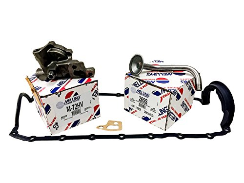 engine oil pump 318 - 5