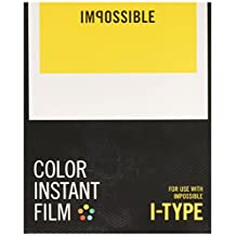 Impossible Project 9120066085207 I-Type Color Film, One Size
